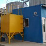 Установка для приготування рідких комплексних добрив УПРД25